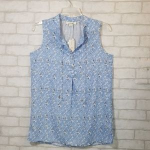 Simply Noelle Sleeveless blouse size XS